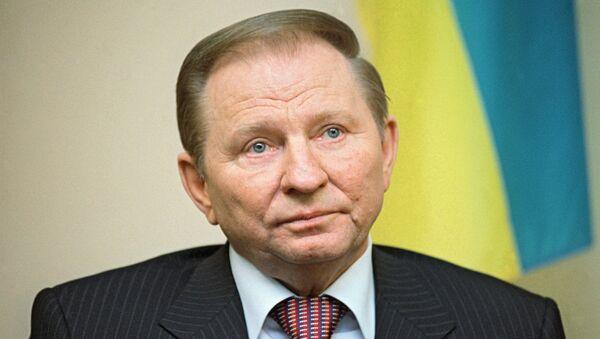 Леонид Кучма, архивное фото