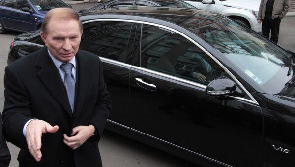 Экс-президент Украины Леонид Кучма. Архивное фото
