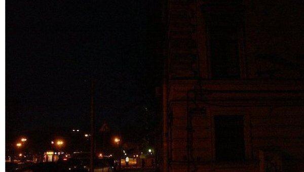 Час Земли в Петербурге