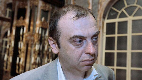 Руководитель театра Геликон-опера Дмитрий Бертман. Архив