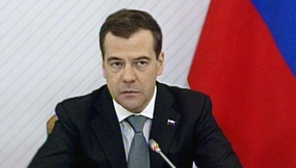 Медведев создаст мобильные приемные президента для борьбы с коррупцией