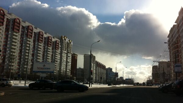 Мичуринский проспект. Архив