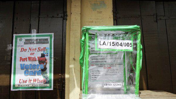 В преддверии парламентских выборов в Нигерии