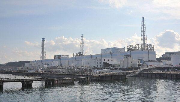 АЭС Фукусима в Японии