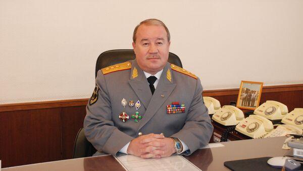 Руководитель Антитеррористического центра государств-участников СНГ Андрей Новиков