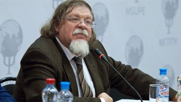 Ректор МГППУ Виталий Рубцов