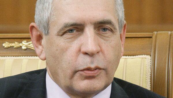 Заместитель министра финансов РФ Сергей Шаталов. Архив