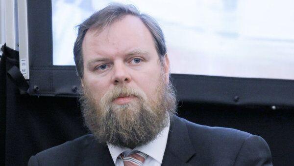 Сенатор от Ямало-Ненецкого автономного округа Дмитрий Ананьев. Архив