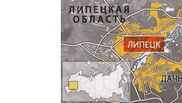 На военной базе в Липецкой области произошел взры