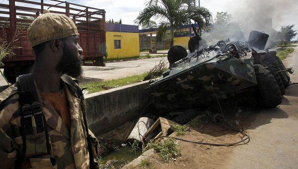 Обстановка в Кот-д'Ивуаре