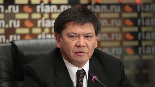 Ермухамет Ертысбаев