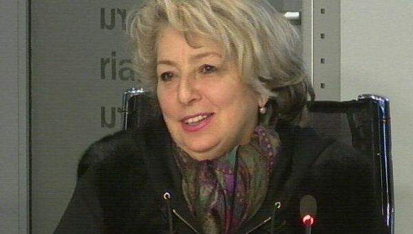 Мы не будем давить на наших фигуристов - Тарасова о ЧМ-2011