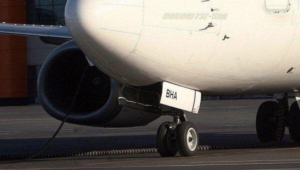 Самолет Boeing-737. Архив