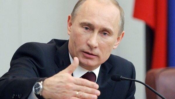 Премьер констатировал: кризис отступает по всем фронтам, и будет окончательно побежден уже к началу 2012 года.