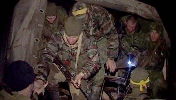 Силовики обнародовали видеозапись с эмиссаром Аль-Каиды Моганнедом