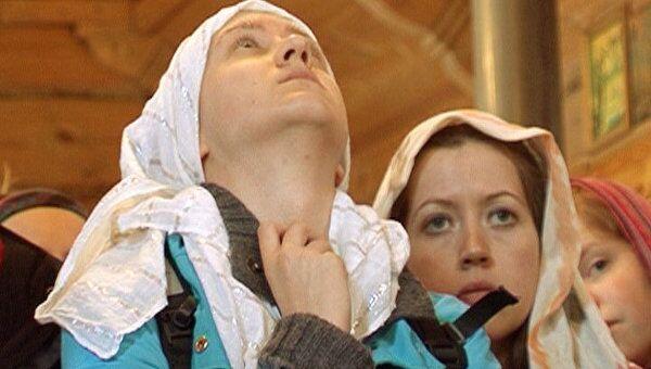 Паломники из 26 стран мира впервые провели Страстную неделю в Москве