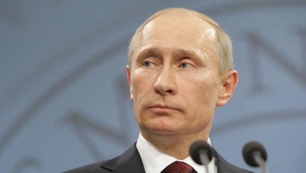 Совместная пресс-конференция глав правительств России и Дании