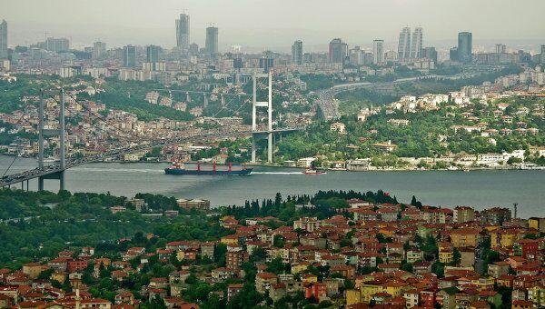 Виды Стамбула. Архив