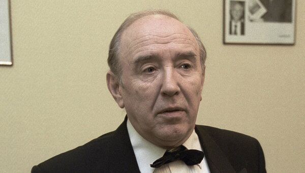 Пианист Владимир Крайнев, архивное фото