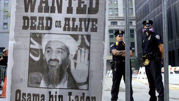 На улицах Нью-Йорка после объявления об уничтожении бен Ладена