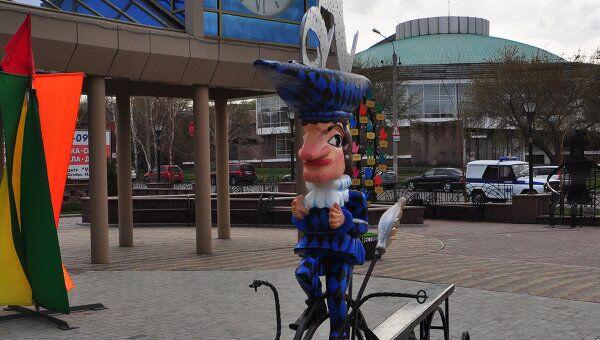 Фестиваль театров кукол в Омске