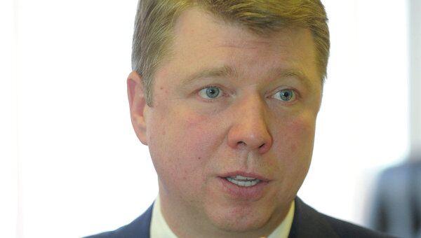 Глава департамента СМИ и рекламы Москвы Владимир Черников. Архивное фото