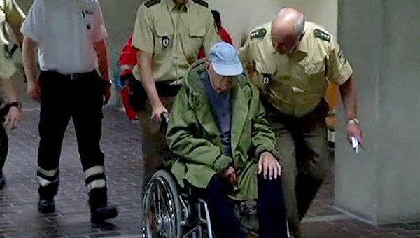 Суд приговорил Ивана Демьянюка к пяти годам за пособничество нацистам