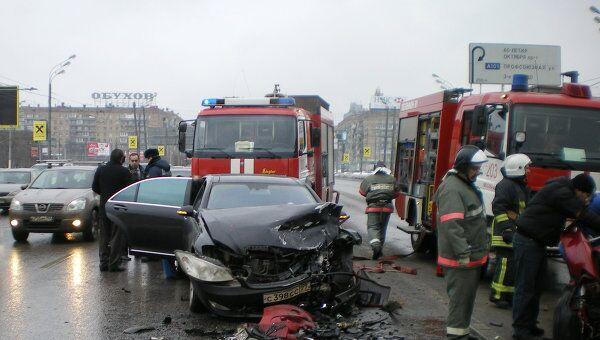 Следствие установило, что служебный автомобиль Анатолия Баркова не выезжал на встречную полосу движения.
