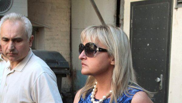 Ирина Луценко. Архивное фото