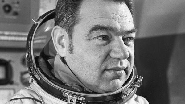 Летчик-космонавт СССР Георгий Михайлович Гречко