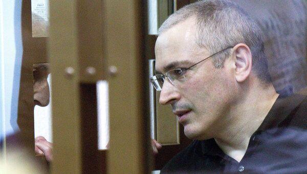 Рассмотрение кассации на приговор М. Ходорковскому и П. Лебедеву