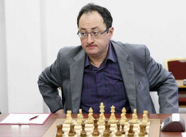Борис Гельфанд