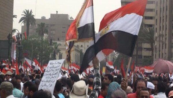 Вторая пятница гнева в Каире прошла без применения силы