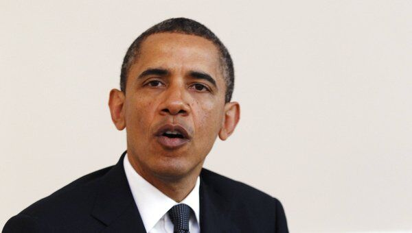 Президент США Барак Обама в Польше