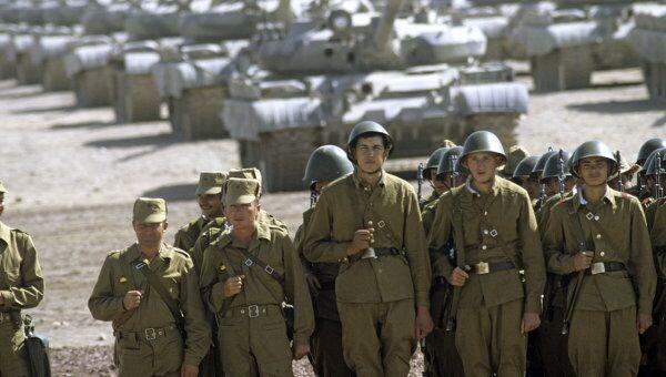 Военная кампания СССР в Афганистане в 1979-89 годах