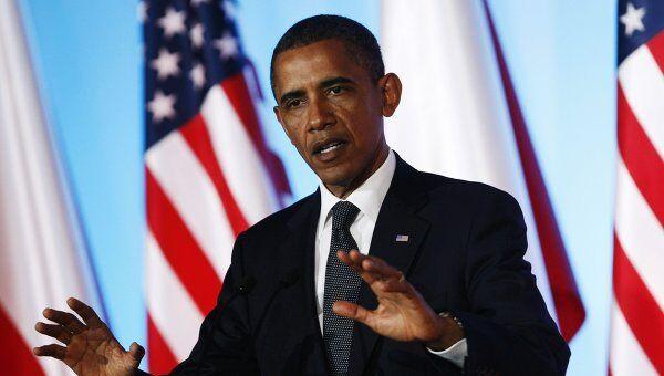 Обама: экономика США в этом году по ряду причин снова пошатнулась