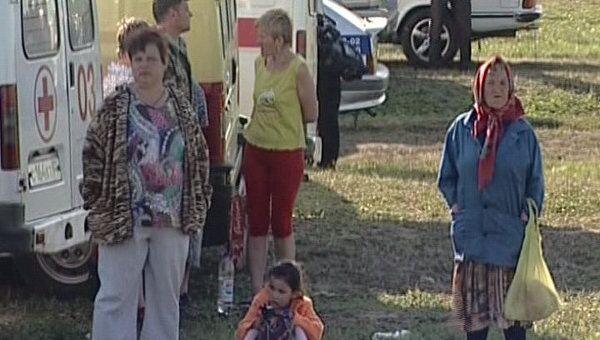 Повторные взрывы на арсенале в Башкирии вновь привели к эвакуации жителей