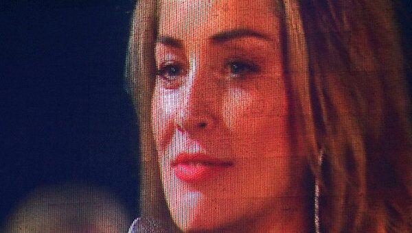 Шерон Стоун на Премии Муз-ТВ 2011 призналась в любви к России