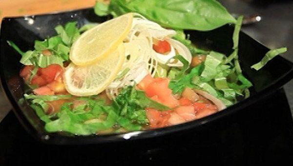 Легкий и ароматный овощной суп. Видеорецепт