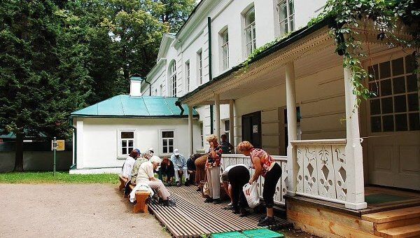 Музей-усадьба Ясная поляна. Дом Л. Н. Толстого. Архив