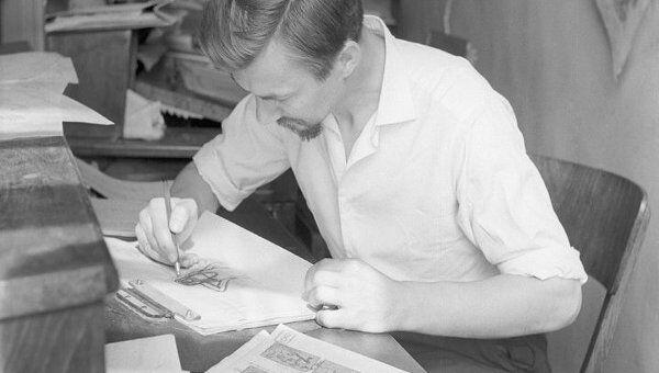 Киностудия Союзмультфильм отмечает 75-летие