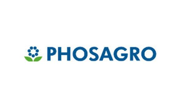 Логотип компании Фосагро