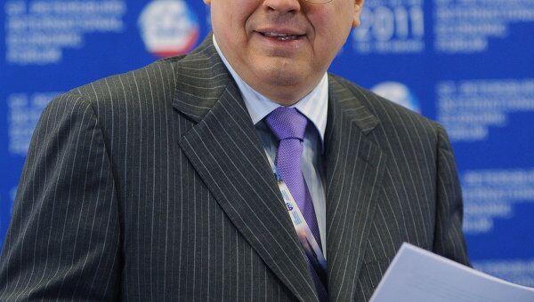 Ректор Национального исследовательского университета Высшая школа экономики Ярослав Кузьминов