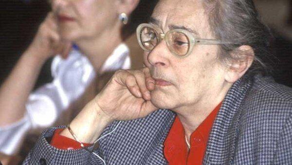 Умерла известная правозащитница, вдова академика Сахарова Елена Боннэр