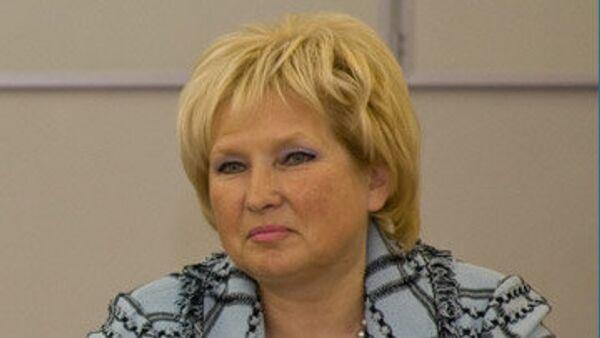 Лидия Антонова. Архивное фото