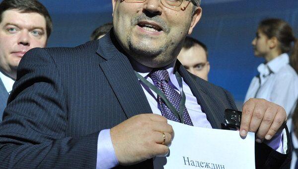 Борис Надеждин. Архив