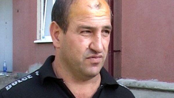Пламя нас догнало - пострадавший при взрыве баллона с газом во Владикавказе