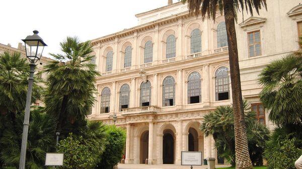 Палаццо Барберини в Риме