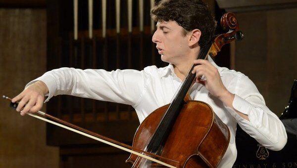Лучшим виолончелистом на конкурсе им. Чайковского стал Нарек Ахназарян