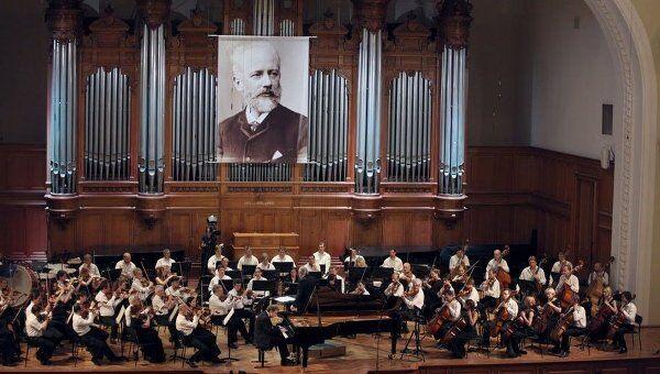 Выступление пианиста Алексея Чернова на XIV Международном конкурсе имени Чайковского